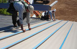 In Oakland commercial roofing, roof replacement contractor services.