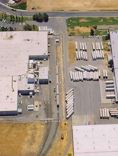 CLOROX, Fairfield - 100,000/75,000 sq ft: Single Ply, PVC, Sarnafil, BUR; PROJECT SIZE: 100,000/75,000 square feet
