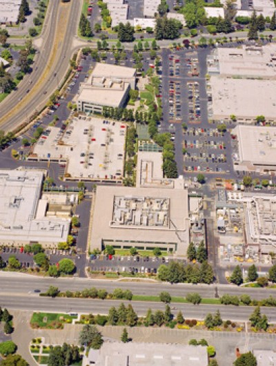 APPLIED MATERIALS, Sunnyvale - more than 150,000 sq ft (multiple buildings): Fluid Applied Modified Bitumen, American Hydrotech