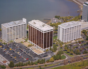 WATERGATE OFFICE TOWERS, Emeryville - 60,000 sq ft: BUR