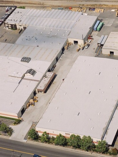 SIMPSON STRONG TIE, San Leandro - more than 120,000 sq ft (multiple buildings)