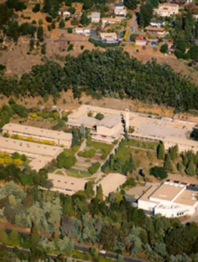 HOLY NAMES UNIVERSITY, Oakland - more than 100,000 sq ft (multiple buildings): BUR, Johns Manville