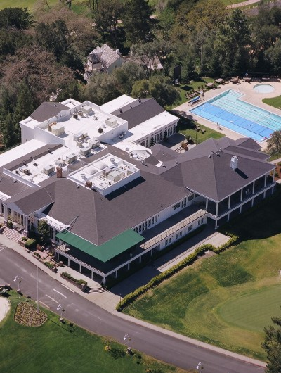 DIABLO COUNTRY CLUB, Diablo - 30,000 sq ft: Single Ply PVC, Firestone