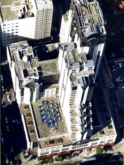MARRIOTT DOWNTOWN HOTEL, San Francisco - 75,000 sq ft: Maintenance, Repairs and Waterproofing